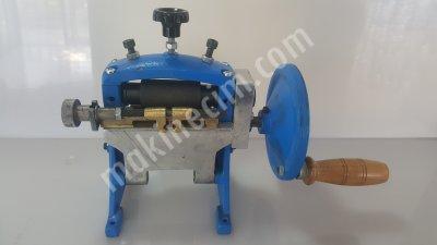 Küçük Biye Ayarlanabilir Kıvırma Makinası Ems 223