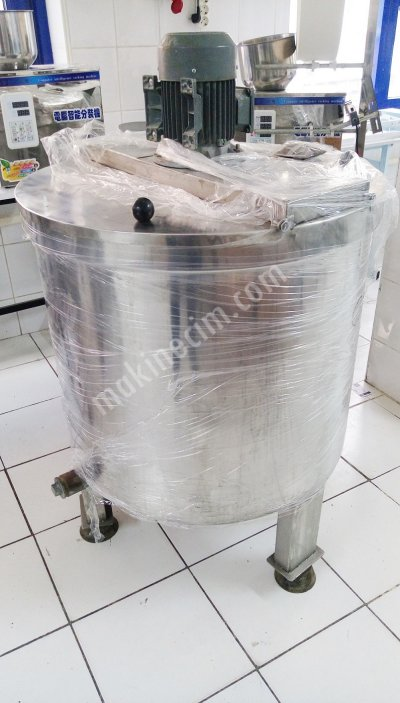 Renas Tek Cidarlı Sıvı Karıştırma Makinası