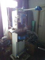 Zincirli Matkap (Zıvana Makinesi)