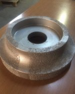 Mermer Granit Profil Makinası Elmas Aparatı