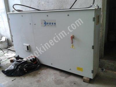 Satılık İkinci El Chiller Elektrik Panosu - Rhoss Fiyatları Ankara rhoss pano