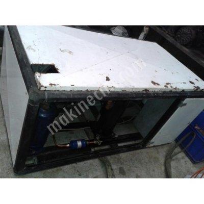 Satılık İkinci El 8 Hp. Soğutma Grubu Fiyatları Ankara soğutma grubu,danfoss kompresör