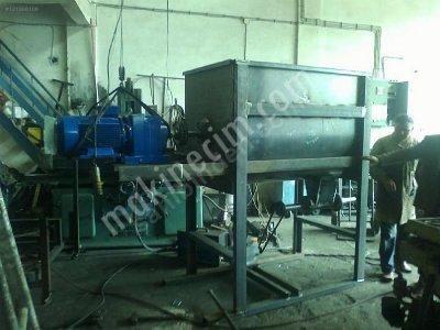 Strafor Yapıştırıcı Seramik Yapıştırıcı Fayans Çimentosu Makinesi