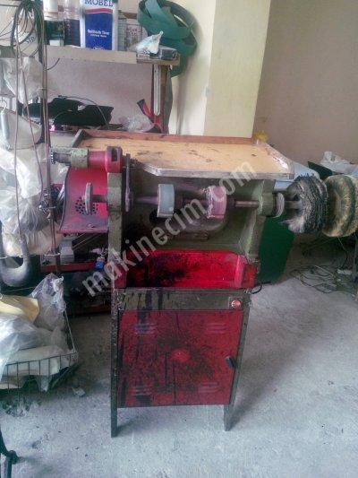 Satılık 2. El Yastı Marka Freze Fiyatları Adana Yastı Marka Freze Makinası Akyol makina sanayi ayakkabı tamirci makinaları