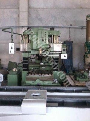 Satılık 2. El Koordinatlı Delik İşleme Ve Taşlama Jik Sondaj Makinası Fiyatları İstanbul jik sondaj makinası,koordinatlı delik işleme tezgahı,henry hauser