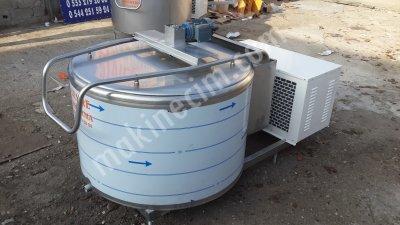 Satılık Sıfır 300 Lt Kapasiteli Süt Soğutma Tankı Fiyatları Burdur cemre