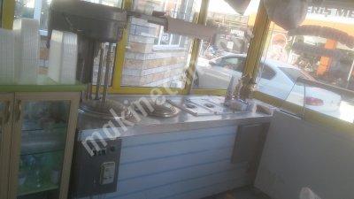 Satılık İkinci El L40 Uğur Dondurma Makinası Fiyatları İstanbul orjinal uğur dondurma makinası