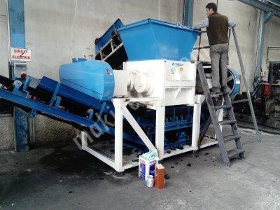 Shredder Makina, Parçalama Makinası