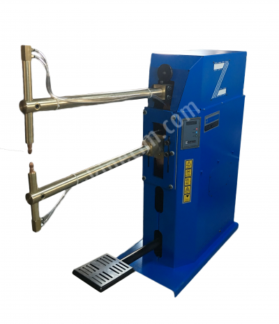 Endüstriyel Tip Uzun Kollu Savaş Tipi Punta Kaynak Makinesi