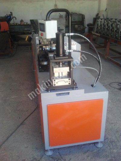 Satılık Sıfır 80 Otomatik Kapı Kepenk Lamel Makinesi Fiyatları Burdur rollforming