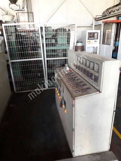 Satılık 2. El Pvc Film Makinesi Fiyatları  pvc ekstruder