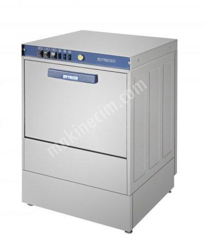 500 Tabak Bulaşık Makinası 2 Pompalı Drenaj Ve Parlatıcısı Dahil