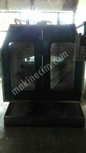 Plastik Şişirme Şişe Bidon Makinası
