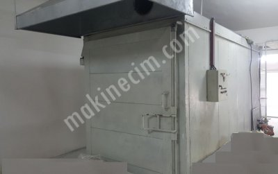 Elektro Statik Toz Boya Fırını ;