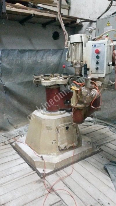 Satılık İkinci El 3 Makineden Oluşan Satılık Set; Rodaj, Forma, Yıkama Fiyatları İstanbul komple cam işleme rodaj şekilli bizote yıkama makine makina satılık