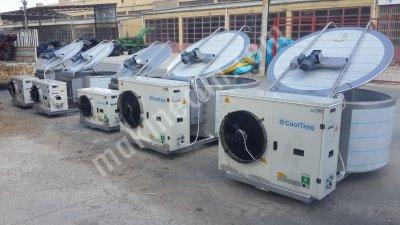 Satılık Sıfır Sut Sogutma Tankları Fiyatları İzmir cemresogutma