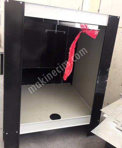 Satılık Sıfır Elektro Statik Toz Boya Fırını Boya Kabin Boya Tabancası Fiyatları Konya Elektro Statik Toz Boya pişirme Fırını Kabin Boyama Tabancası