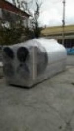 5000Lt Sut Sogutma Tankı
