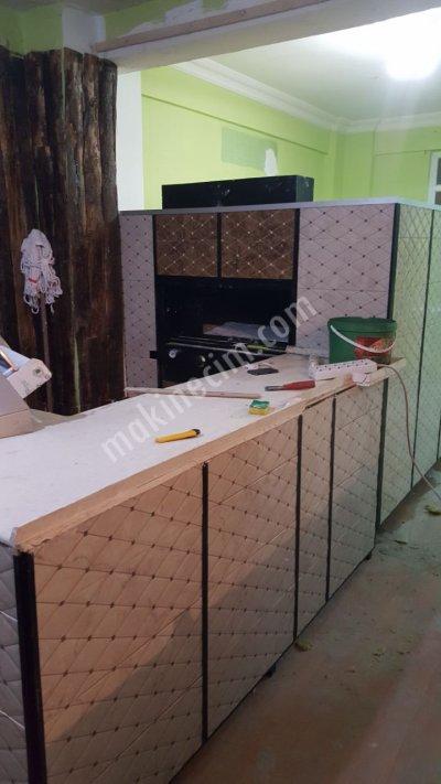 Gazlı,odunlu, Elektirikli Fkn Model Fırın İmalatı Beyfirinkon