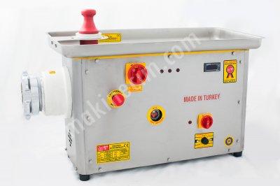 32 No 4 Hp Kasap Et Kıyma Makinesi Soğutuculu Saatte-1000 Kg