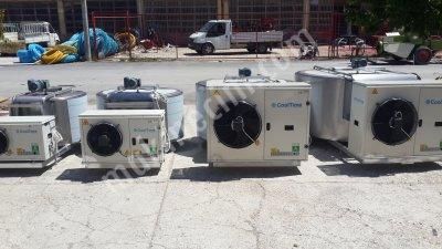 Satılık 2. El Sut Sogutma Tankı 1 Tonluk Kantarlı Fiyatları Burdur cemre