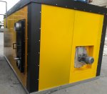 Electrostatik Powder Plant Box Type Four