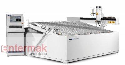 Köprü Ve Konsol Tip Su Jeti Kesim Makinaları (2X1 M – 6X2M Arası Boyutlarda)