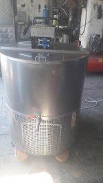 Süt Sogutma Tankı 150 Lt