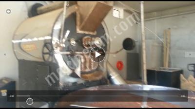 Kahve Kavurma Makinası 120 Kg