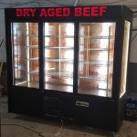 3 Doors Dry Aged Beef Showcase