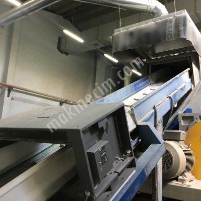 Satılık Full Otomatik Granür Makinesi
