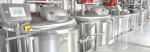 Paslanmaz Tank Reaktör – 1,5 Ton -Karıştırma Ve Sıcaklık Kontrol, Vakumlu İzolasyon