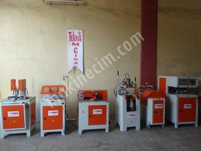 Satılık 2. El Pvc Makinaları Teknik Makina Bursa Fiyatları İstanbul PVC MAKİNALARI BURSA PİMAPEN MAKİNASI TEKNİK MAKİNA PVC PVC MAKİNASI