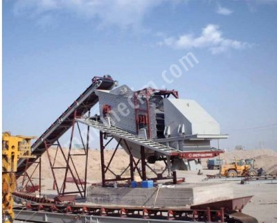 Usage Jaw Crushing And Plant 200-250 Ton-h