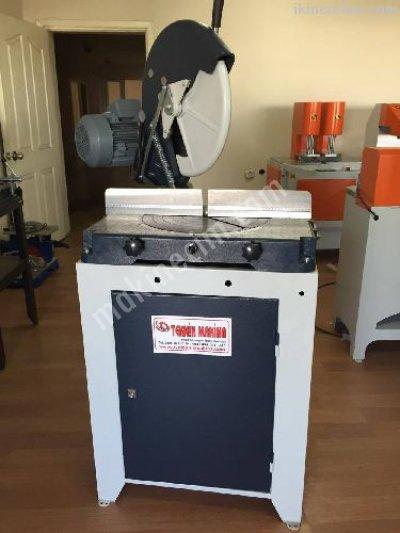 Satılık Sıfır İmalattan 400 Lük Alüminyum Kesim Makinası Teknik Makinadan Fiyatları İstanbul alüminyum kesim makinası alüminyum doğrama makinaları alüminyum işleme makinaları alüminyum makinaları