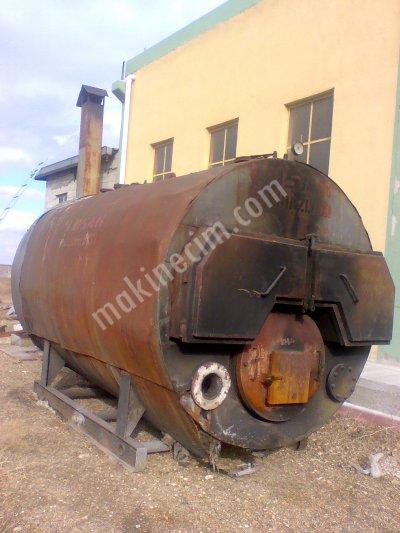 Satılık 2. El 2. El Buhar Kazanı Fiyatları Mersin kömür b.uhar  kazan   .tank kömür kazanı