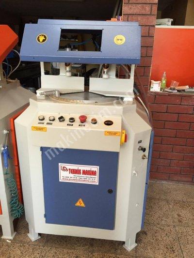 Satılık İkinci El Taha Bayrak Marka Döner Tabla Alüminyum Kesim Makinası Teknik Makinadan Fiyatları İstanbul ALÜMİNYUM KESİM MAKİNASI ALÜMİNYUM DOĞRAMA MAKİNALARI ALÜMİNYUM İŞLEME MAKİNALARI