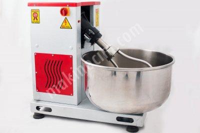 25-40 Kg Hamur Yoğurma Karma Makinesi Devirmeli Seyyar Kazanlı