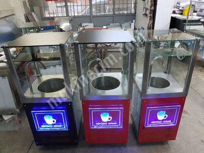 Satılık Sıfır Ayran Makinası 20 Lt Köpüklü Susurluk Ayran Makinesi Fiyatları İstanbul Köpüklü Susurluk Ayran Makinesi