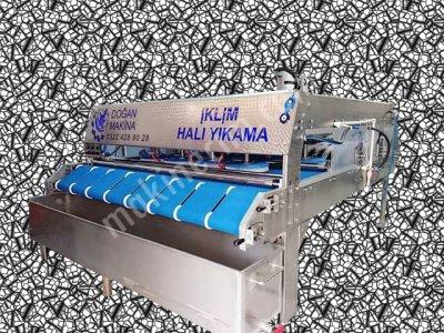 Satılık Sıfır 12fırçalı krom Otomatik Halı Yıkama Makinası Fiyatları Adana otomatik halı yıkama makinası, halı yıkama makinası, tam otomatik halı yıkama makinası, halı sıkma makinası