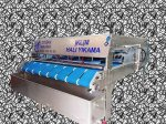 Automatische Teppichwaschmaschine