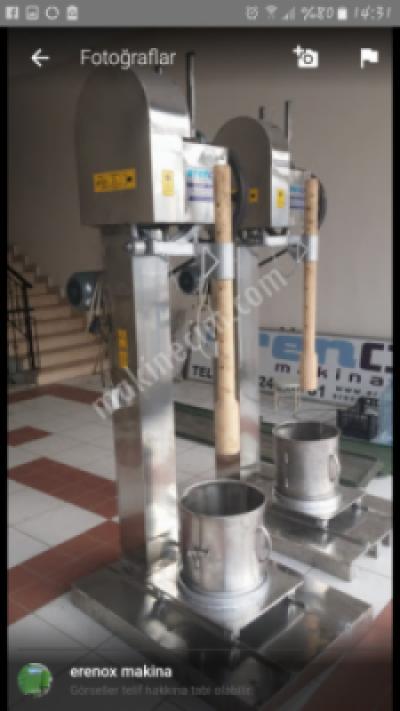 Satılık Sıfır Tulum Basma Makinasıbasma Makinası Fiyatları Konya Tulum basma, Peynir baskı makinası,