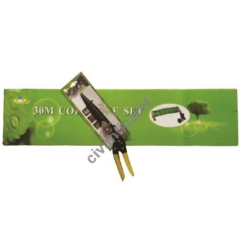 Satılık Sıfır Sulama Tabanca Seti+ Çimen Makası Seti BA-AG-1019311 Fiyatları Karaman