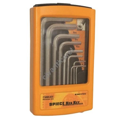 Satılık Sıfır Allen Anahtar Seti AF-SDNT0114 Fiyatları İstanbul