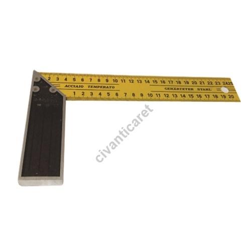 Satılık Sıfır Marangoz Gönye Sarı 250 mm. 3320 Fiyatları Bursa
