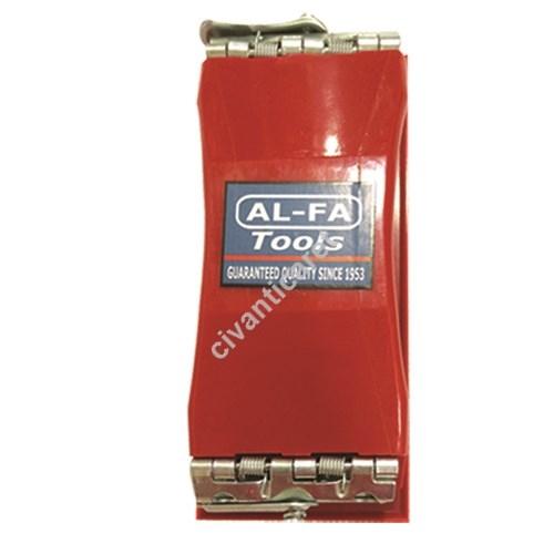 Satılık Sıfır Zımparalama Bloğu 168x85 AF-208831-A AL-FA TOOLS Fiyatları Adana