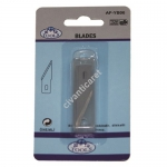 Maket Bıçağı Yedeği 10'lu Af-Yb06 Al-Fa Tools