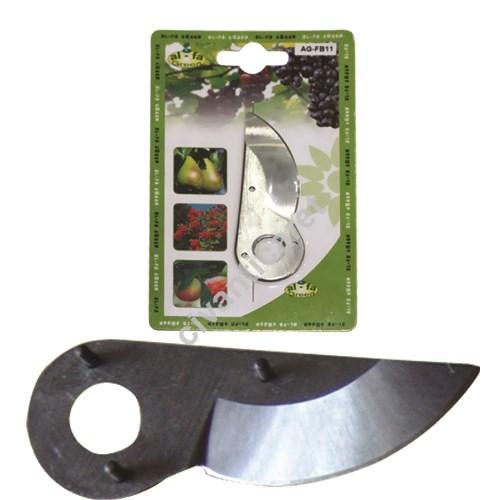 Bağ Makası Yedek Bıçak  Ag-Fb11 Al-Fa Green