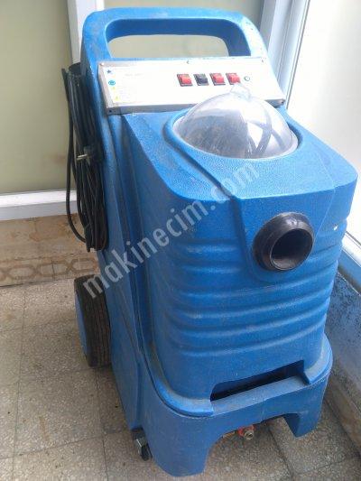 Buharlı Koltuk Yıkama Makinesi