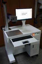 Fiber Lazer Markalama Makinası